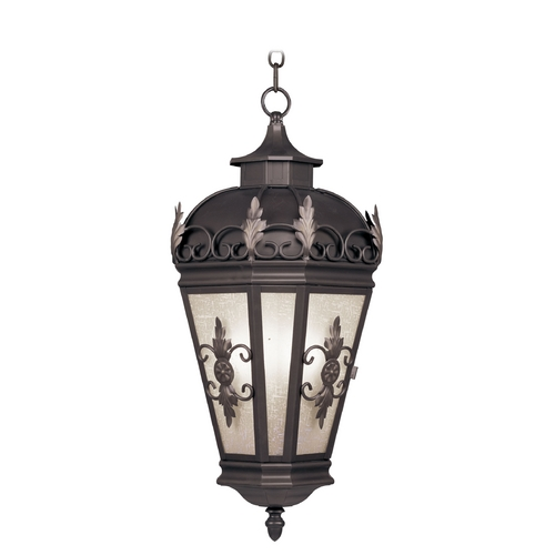 Livex Lighting Livex Lighting Berkshire Bronze Outdoor Hanging Light 2199-07