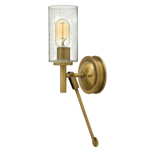 Hinkley Lighting Hinkley Lighting Collier Heritage Brass Sconce 3380HB