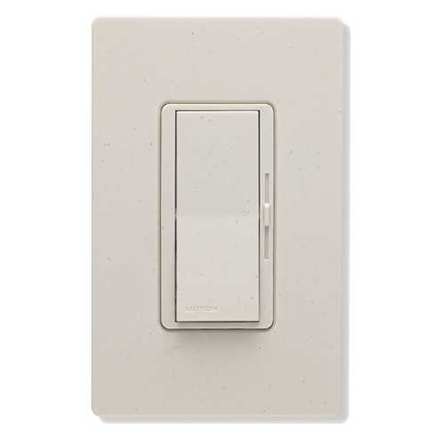 Lutron Dimmer Controls 600-Watt Incandescent Dimmer Switch DVSC-600P-ST