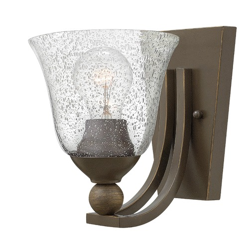 Hinkley Lighting Hinkley Lighting Bolla Olde Bronze Sconce 4650OB-CL