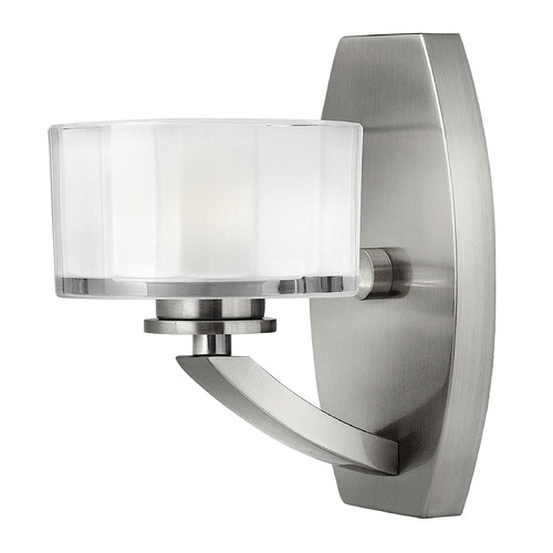 Hinkley Lighting Hinkley Lighting Meridian Brushed Nickel LED Sconce 5590BN-LED