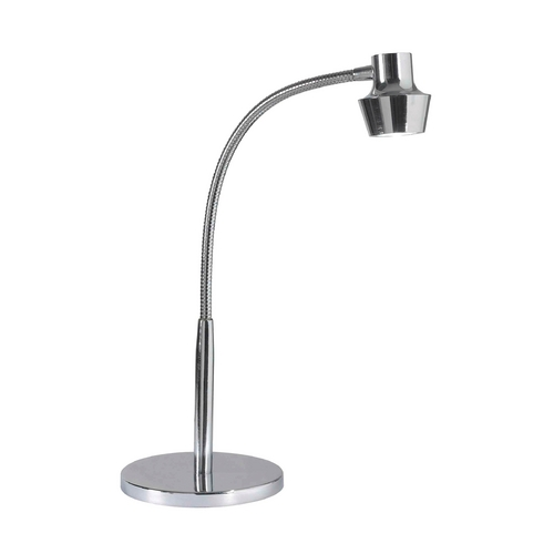 Kenroy Home Lighting LED Desk Lamp in Chrome Finish 32152CH