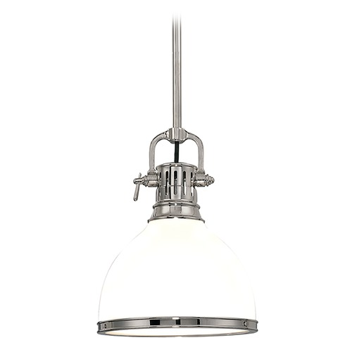 Hudson Valley Lighting Solid Brass Pendant 2623-PN