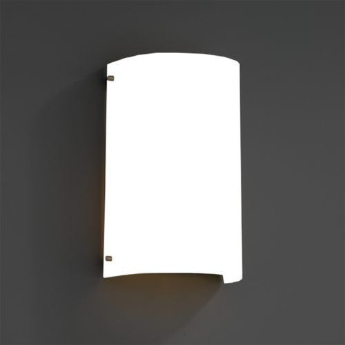 Justice Design Group Justice Design Group Fusion Collection Sconce FSN-5542-DROP-DBRZ