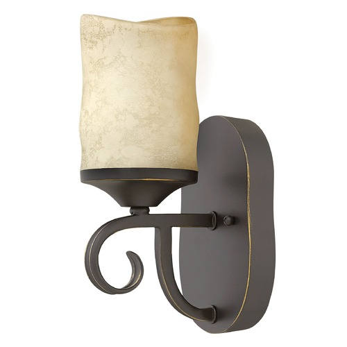 Hinkley Single-Light Old World Style Wall Sconce 4010OL