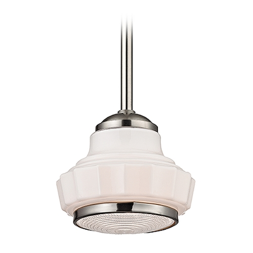 Hudson Valley Lighting Hudson Valley Lighting Odessa Satin Nickel Pendant Light 3816-SN