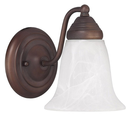 Capital Lighting Capital Lighting Burnished Bronze Sconce 1361BB-117