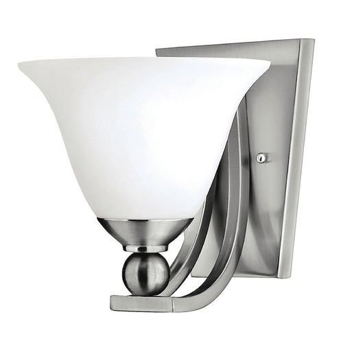 Hinkley Lighting Hinkley Lighting Bolla Brushed Nickel LED Sconce 4650BN-LED
