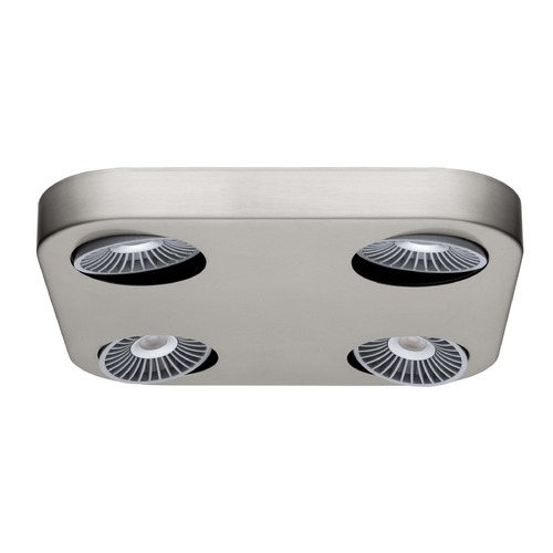 Eglo Lighting Eglo Montale Matte Nickel LED Directional Spot Light 94183A