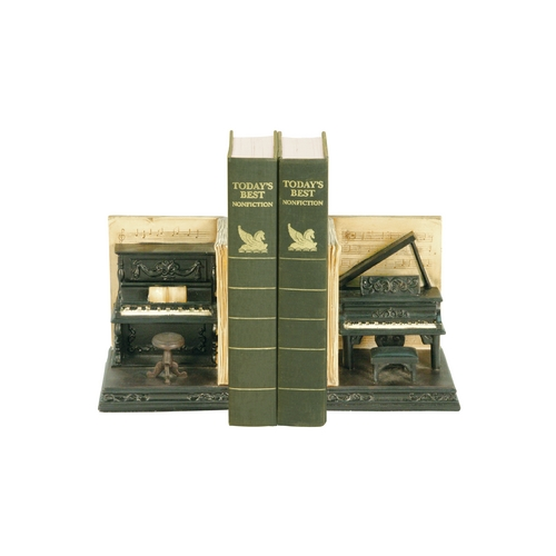 Sterling Lighting Dueling Piano Bookends 91-3708