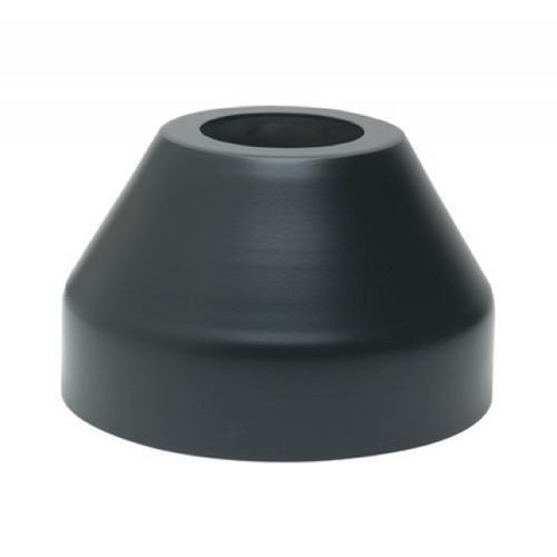 Wave Lighting Aluminum Base Cover for Posts 2410BK