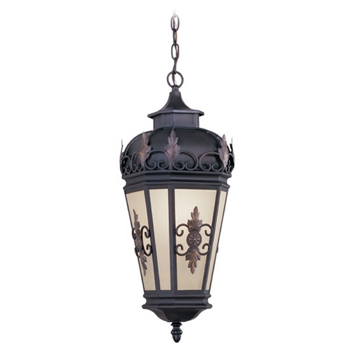 Livex Lighting Livex Lighting Berkshire Bronze Outdoor Hanging Light 2195-07