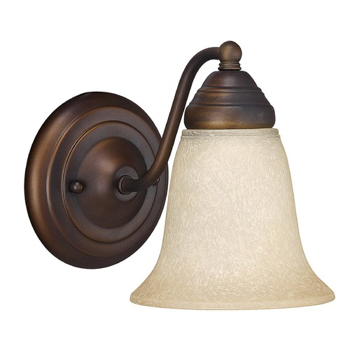Capital Lighting Capital Lighting Burnished Bronze Sconce 1361BB-297