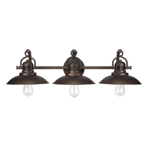 Capital Lighting Capital Lighting Oneill Burnished Bronze Bathroom Light 3793BB