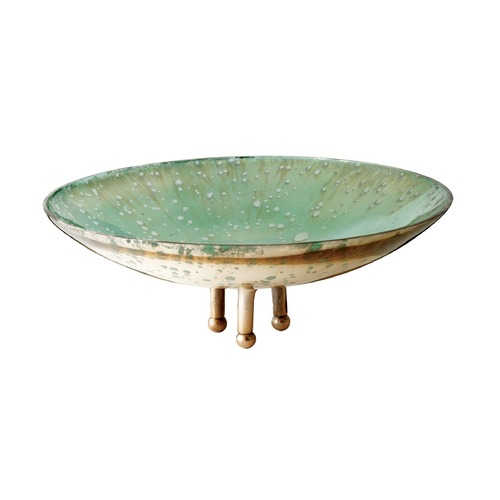 Dimond Lighting Gilded Sea Dish - Small 468001