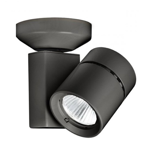 WAC Lighting WAC Lighting Black LED Monopoint Spot Light 2700K 1455LM MO-1023F-927-BK