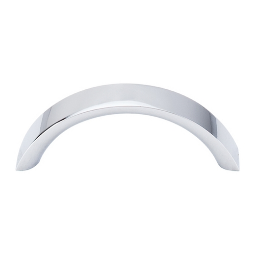 Top Knobs Hardware Modern Cabinet Pull in Polished Chrome Finish M1738