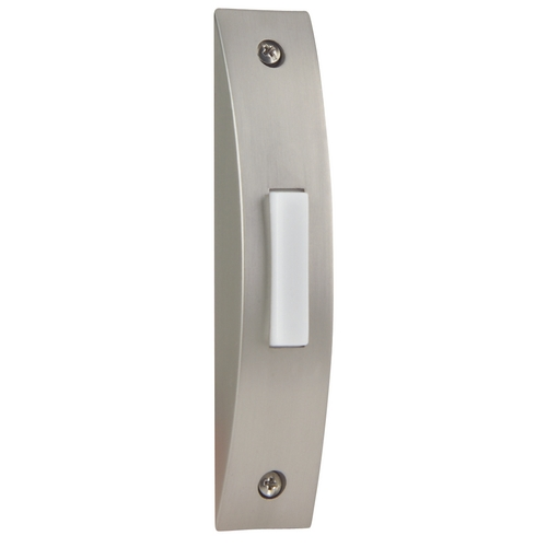 Craftmade Lighting Lighted Surface Mount Doorbell Button BSCS-BN