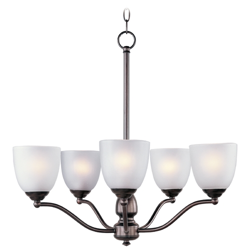 Maxim Lighting Maxim Lighting Stefan Oil Rubbed Bronze Chandelier 10065FTOI