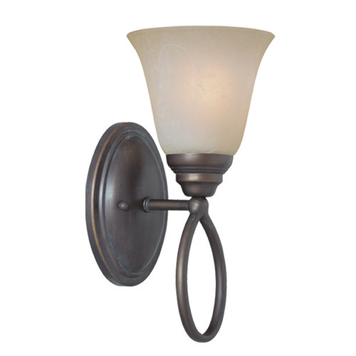 Craftmade Lighting Craftmade Cordova Old Bronze Sconce 25001-OB