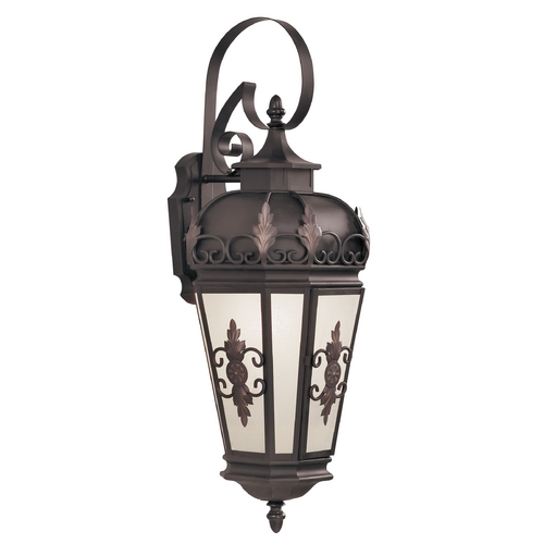 Livex Lighting Livex Lighting Berkshire Bronze Outdoor Wall Light 2193-07