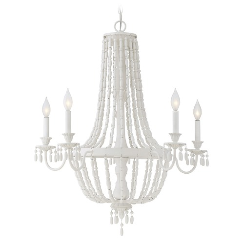 Savoy House Savoy House Lighting Geneva Porcellan Chandelier 1-5090-5-82