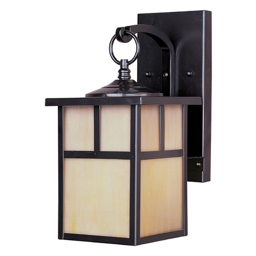 Maxim Lighting Maxim Lighting Coldwater LED E26 Burnished LED Outdoor Wall Light 65053HOBU