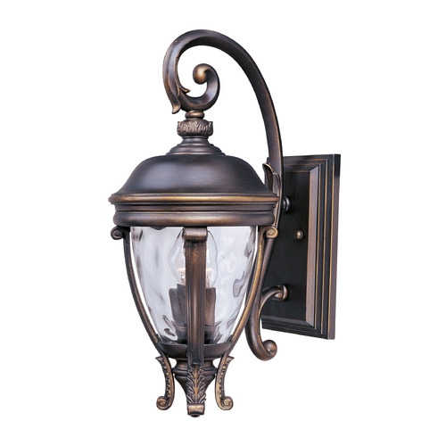 Maxim Lighting Maxim Lighting Camden Vx Golden Bronze Outdoor Wall Light 41424WGGO