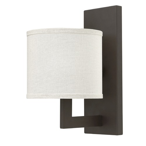 Hinkley Lighting Hinkley Lighting Hampton Buckeye Bronze Sconce 3210KZ