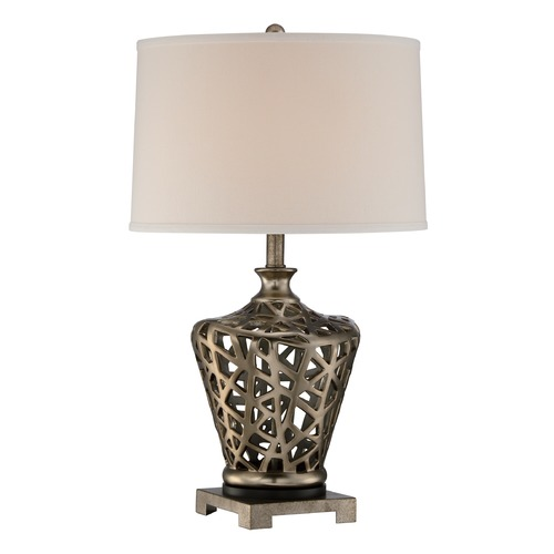 Quoizel Lighting Quoizel Table Lamp with Drum Shade Q1914T