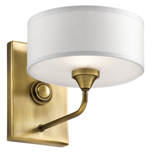 Kichler Lighting Kichler Lighting Lucille Sconce 43843NBR