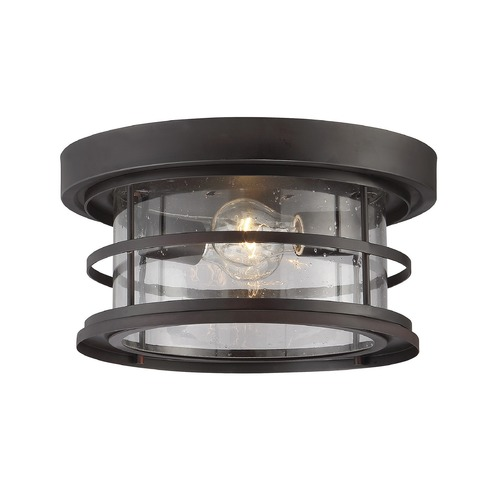 Savoy House Savoy House Lighting Barrett English Bronze Close To Ceiling Light 5-369-13-13