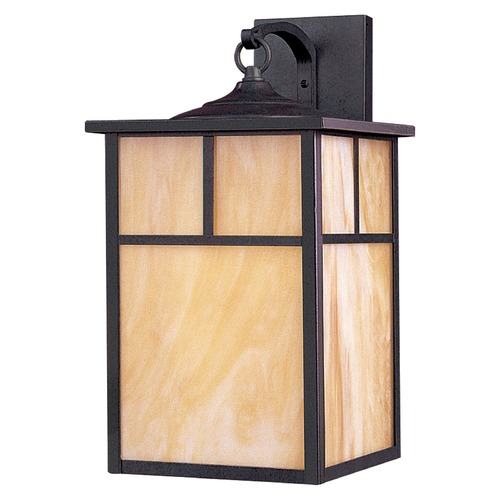 Maxim Lighting Maxim Lighting Coldwater LED E26 Burnished LED Outdoor Wall Light 65054HOBU