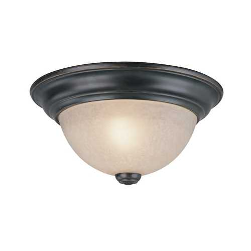 Dolan Designs Lighting 11-Inch Flushmount Ceiling Light 5371-78