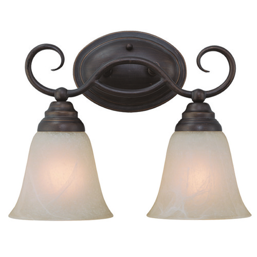 Jeremiah Lighting Jeremiah Cordova Old Bronze Bathroom Light 25002-OB