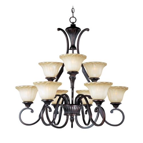 Maxim Lighting Maxim Lighting Allentown Oil Rubbed Bronze Chandelier 13506WSOI