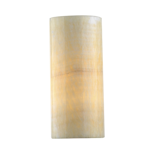 Philips Lighting Onyx Cylindrical Glass Shade F5167NV