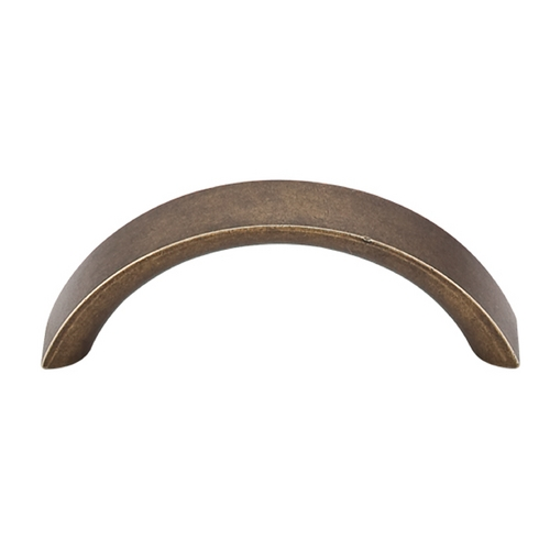 Top Knobs Hardware Modern Cabinet Pull in German Bronze Finish M1742