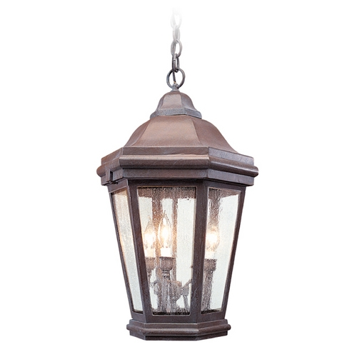 Troy Lighting Troy Lighting Verona Bronze Outdoor Hanging Light FCD6895BZ