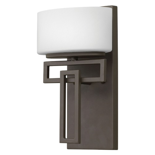 Hinkley Lighting Hinkley Lighting Lanza Buckeye Bronze Sconce 5100KZ