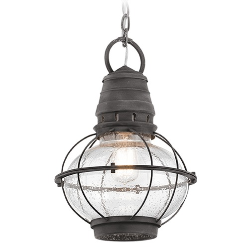 Kichler Lighting Kichler Lighting Bridge Point Outdoor Hanging Light 49632WZC