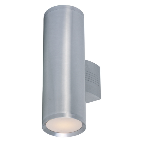Maxim Lighting Maxim Lighting Lightray Brushed Aluminum Sconce 6102AL