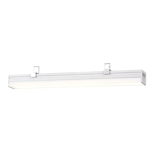 Recesso Lighting by Dolan Designs 12-Inch LED Under Cabinet Light 3000K White by Recesso Lighting LIN12-3000-WH
