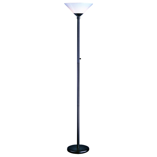 Adesso Home Lighting 73-Inch Aries Torchiere Lamp 7500-01