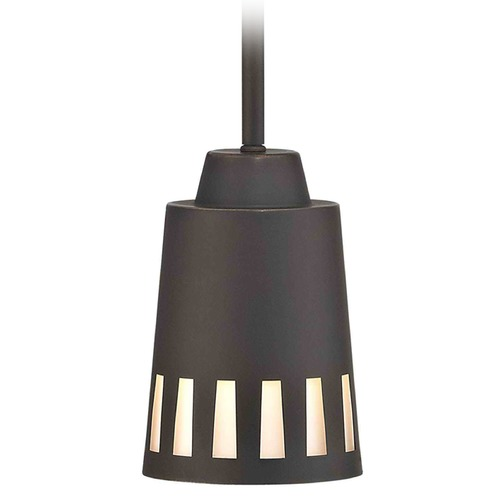 Design Classics Lighting Design Classics Bolivian Mini-Pendant Light with Cylindrical Shade 3111-78 GL1027