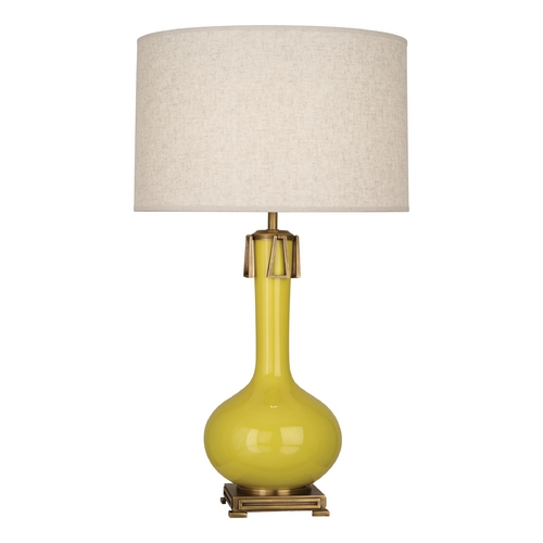 Robert Abbey Lighting Robert Abbey Athena Table Lamp CI992