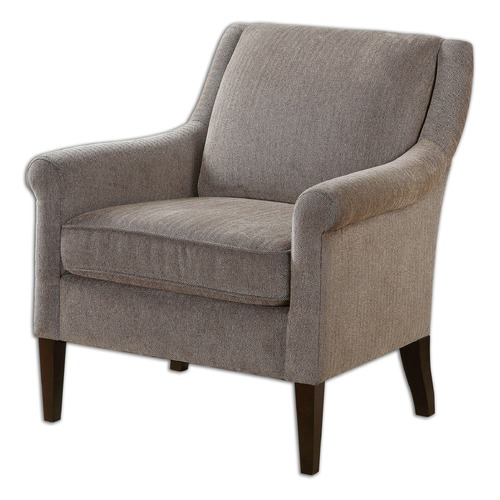 Uttermost Lighting Uttermost Nelle Herringbone Armchair 23128