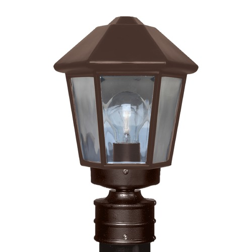 Besa Lighting Besa Lighting Costaluz Post Light 327298-POST