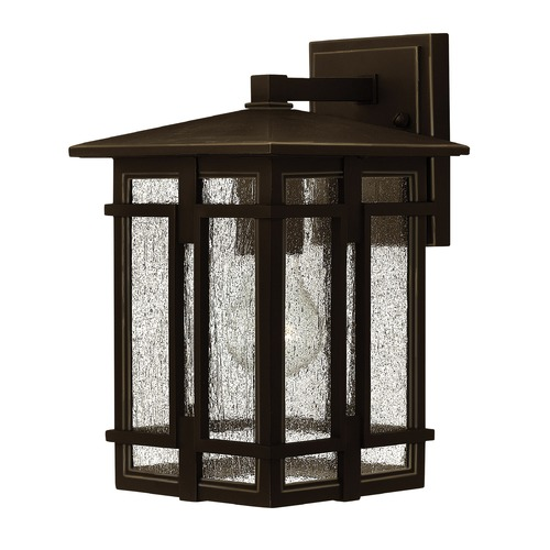 Hinkley Lighting Hinkley Lighting Tucker Oil Rubbed Bronze Outdoor Wall Light 1960OZ