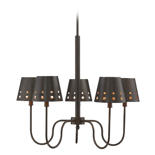 Savoy House Savoy House Lighting Kimball Cuprum Chandelier 1-6050-5-86
